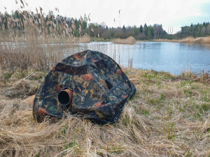 Floating hide